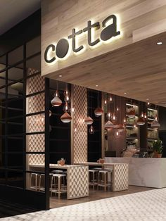 Cotta Cafe by Mim Design