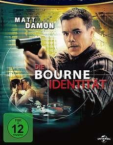 Die Bourne Identität Blu-ray Neu