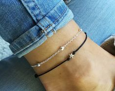 boot cuffs Sparkling Heart Boot Bracelets (Pair) Crystal, rhinestone, sparkling, diamant bling central The boot bracelets are made from two 6 mm Diamant chains linked with an O Ring plus c Boot Bracelet, Anklet Bracelet, Boot Bling, Beach Anklets, Silver Anklets, Braided Bracelets, Looks Cool, Fashion Outfits, Trendy Outfits