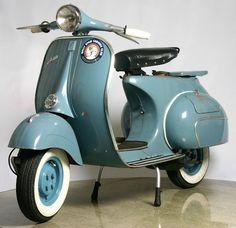 Love the color, would it look nice on a Vespa pk? 1965 Vespa VBB2 150 CC