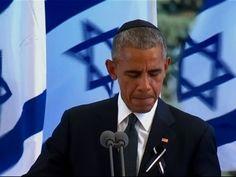 *INC*NEWS: Obama: Shimon Peres 'Reminded Me of' Mandela