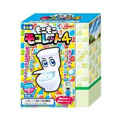 HEART Moko Moko Mokolet 4 - Candy Toilet Kit. This Japanese toilet is taking the world by storm! Japanese are known for their obsession with toilets, but who would have thought that they'd come up with candy in a toilet!? The producer Heart is taking their mission to toilets to their heart and presents -Moko Moko Mokolet 4 - Candy Toilet Kit.  This is the latest version of the Moko Moko Mokolet series. Candy bubbles up inthe mokolet like 'moko moko moko'!  Producer: Heart Produc...