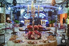 Decoração de casamento   Decoração de mesa   Decoração de festa   Wedding decor