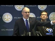 WA State 1st to SUE Trump over Immigration Order  - January 30, 2017 - F...