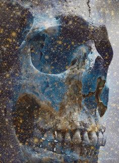 Awesome skull artwork.