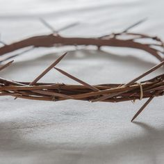 How to Make a Crown of Thorns for an Easter Play
