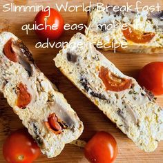 How to make a breakfast quiche for Slimming World Slimming World Breakfast, Slimming World Diet, Slimming World Recipes, Easy Quiche, Grab And Go Breakfast, Breakfast Quiche, Frozen Vegetables, Savoury Dishes, Other Recipes