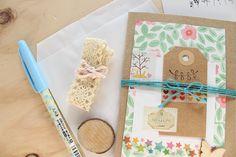 Little Hannah: Preparando snail mail (II)