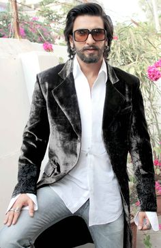 Ranveer Singh #Bollywood #Fashion #Style