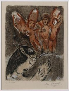 """Sarah and angels"" 1960 