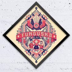 Tunguska Blast - Kristyna Baczynski - 3rd Rail Presents
