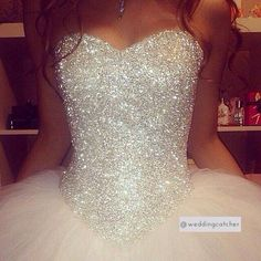 So much sparkle