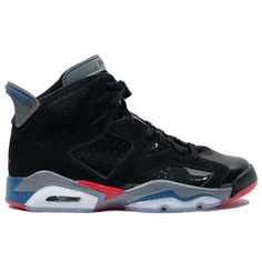 03f3b3c6ba5e Air Jordan 6 (VI) Retro Detroit Pistons Black Varsity Red True 384664 cheap  Jordan If you want to look Air Jordan 6 (VI) Retro Detroit Pistons Black  Varsity ...
