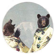 YES. Space Bears.