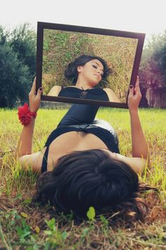 Senior picture idea. This is different :)