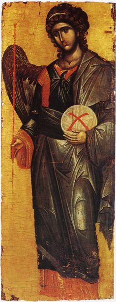 Gabriel the Archangel Century: XIV,  Storage location: Mount Athos monastery of…