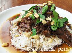 Douceurs au palais: Rôti de palette braisé à l'asiatique et au sirop d'érable