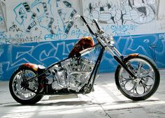 WCC CFL Chopper.