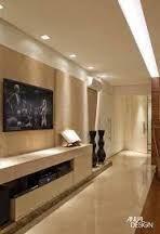 「fotos de home theater sofisticados」的圖片搜尋結果 Home Wall Colour, House Wall, Home Theater, Flat Screen, Sweet Home, Design, Living Room Ideas, Modern Classic, Environment
