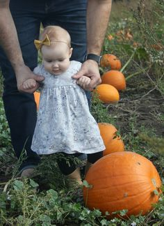 This fall, we've been all about creating fun family traditions with the little one, including this trip to the pumpkin patch!   Plus a GIVEAWAY for a Kitchenaid Mixer and more fun fall cooking goodies!