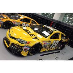 First look: Carl Edwards' No.19 STANLEY Tools car for 2015! #NASCAR #Padgram @joegibbsracing