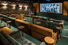 Selfridges Everyman Cinema, London