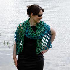 Ravelry: Oceanic pattern by Lindsay Lewchuk