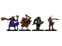 It's time to feature another competitor in the Cleric, Fighter, Wizard, Rogue Miniature Painting Tourney. Today's Ensemble Shot is submitted by Lion Tower Miniatures! You can find them here: http://www.ltminis.com/ Make sure you vote during AetherCon all weekend long to have your say on who is the best. The more you vote, the more chances you have to win!