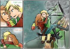 DracoxHermione comic: I got you. by 19Gioia93