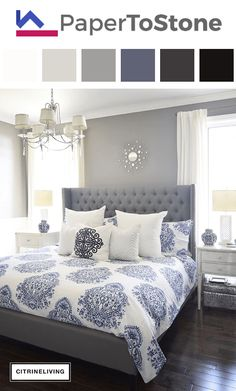 Bedroom Color Palette   Black Dark Red Dark Sea Green Dark Vermilion