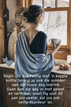 Good Morning Messages, Afrikaans, Good Morning Wishes