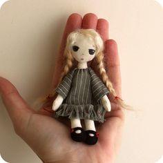 tiny doll, via Flickr.