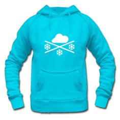 2012's SnowflakesHoodie ! Available for Men & Woman on http://lazymusic.spreadshirt.fr