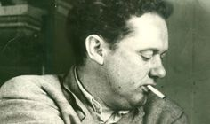 Letter from Dylan Thomas to his first serious girlfriend, Pamela Hansford Johnson Dylan Thomas, Great Words, Writer, Lettering, History, September, Writers, Historia, Big Words