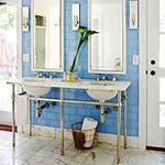 If we buy a house with old marble tile (wishful thinking)