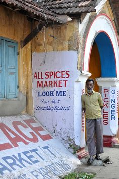 Spice! Kochi, Kerala, India Kerala India, South India, State Of Decay, Spiritual People, India Culture, Visit India, India Colors, Kochi, Incredible India