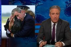 "OK, last night's show was so incredible, I had to do a transcript. Jon Stewart blasted the Fox News crew for attacking Obama over his ""latte salute,"" calling them out for their utter hypocrisy. ..."