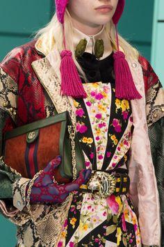 Gucci Fall 2018 Fashion Show Details