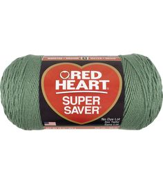 Red Heart Super Saver Jumbo Yarn