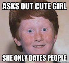 Overconfident Ginger