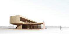 Casa K87,Maqueta