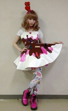 Kyary Pamyu Pamyu #Fashion #Jpop #Lolita