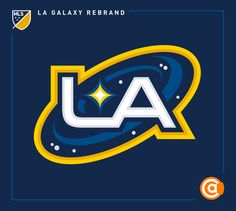 LA%20Galaxy%20primary%20logo_zps8ugcpl1e Sports Decals, Sports Logos, Major League Soccer, Football, Baseball, Logo Sticker, Logo Inspiration, Herb, Adobe
