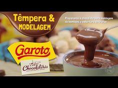 Dicas Sicao | Como derreter e temperar o chocolate | Vídeo completo - YouTube