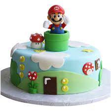 """Résultat de recherche d'images pour """"mario cake"""""""