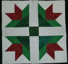 11 Best Carolina Lily Quilt Block Images On Pinterest