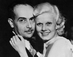 After only two months of marriage to movie star Jean Harlow, Paul Bern's body was found in the couple's bedroom, a bullet in his head, a gun in his hand. Naturally, the death was ruled as a .  Then we come to the funeral....The owner of the funeral home where Bern's memorial was held decided that he was going to be something of a showman. A horrible, awful, probably burning in hell showman, I hope......