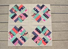 Diary of a Quilter - a quilt blog: Fat Quarter Style Book of patterns