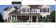 North Knox Siding and Windows by JSH Web Designs - Knoxville Web Design Firm - Professional Web Designs at Affordable Prices. 865-407-0006