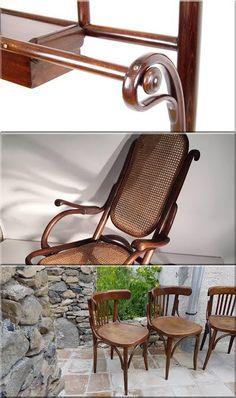thonet bútorok, a bútorstílus jellemzői Decor, Furniture, Outdoor Decor, Outdoor Chairs, Outdoor Furniture, Chair, Home Decor